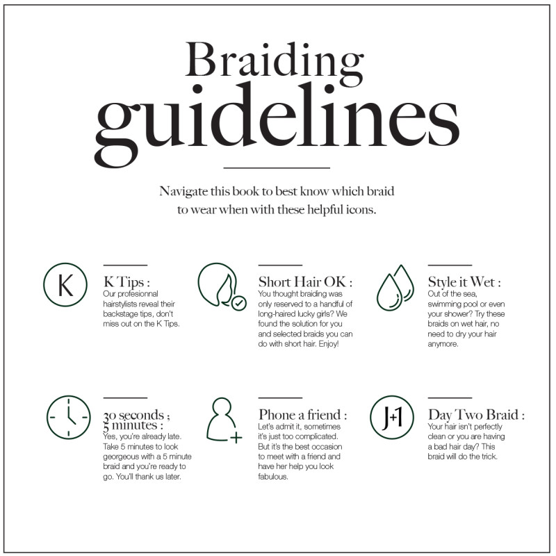 braiding guidlines hair for braids